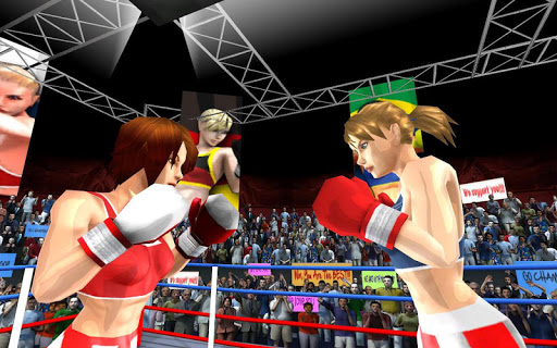 Woman Fists For Fighting WFx3 mod apk