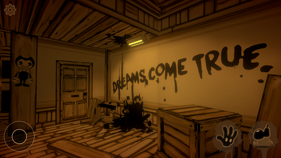 Bendy and the Ink Machine mod apk