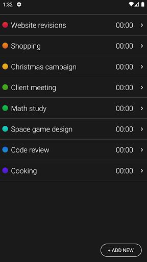 Simple Time Tracker mod apk