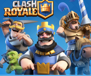 Clash Royale v1.2.3 Unlimited Coins Hacked