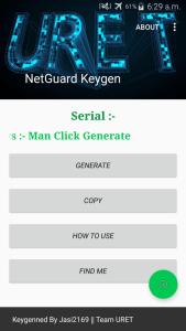 NetGuard Keygen