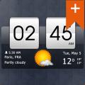 Sense Flip Clock & Weather Pro v2.23.01 [Paid] [Latest]