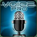 Voice PRO – HQ Audio Editor v3.3.16 [Latest]
