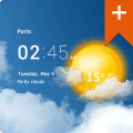 Transparent clock & weather Pro v0.91.06.11 [Paid] [Latest]