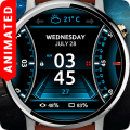 SmartDrive Watch Face Premium v1.0.1 [Unlocked]