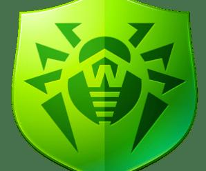 Dr. Web Security Space PRO v10.1.2 + New Keys [Latest]