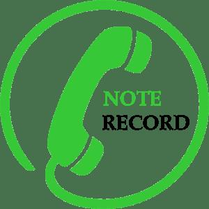 robot-note-call-recorder