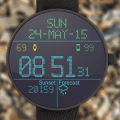 LED Watchface with Weather v2.3.0.2 [Latest]