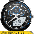 Driver Watch Face v1.4.0.3 [Latest]