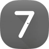 Seven Time - Resizable Clock