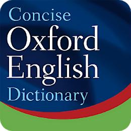 Concise Oxford English Dictionary Premium