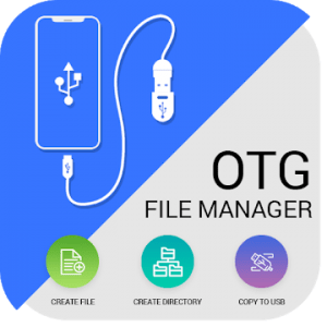 USB OTG Explorer Transfer File USB