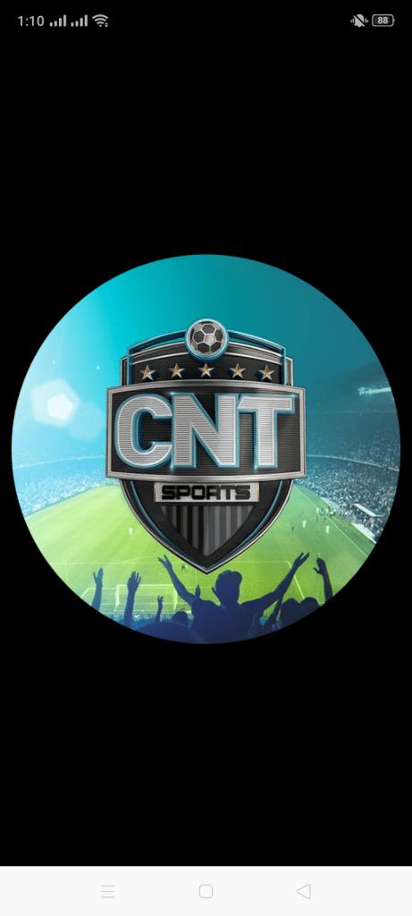 Screenshot of CNT Sports