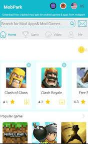 Screenshot of MobPark Apk