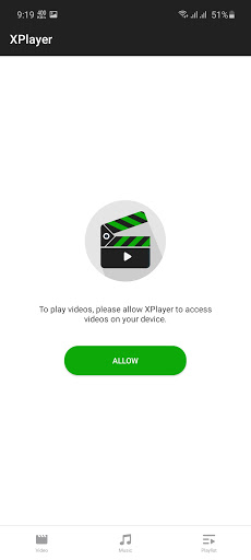 Screenshot of XPlayer Pro Apk