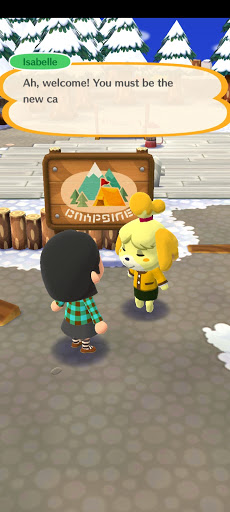 Screenshot of Animal Crossing Pocket Camp For Android