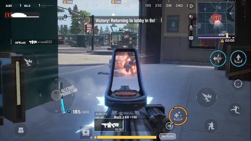 Screenshot of Farlight 84 Apk OBB