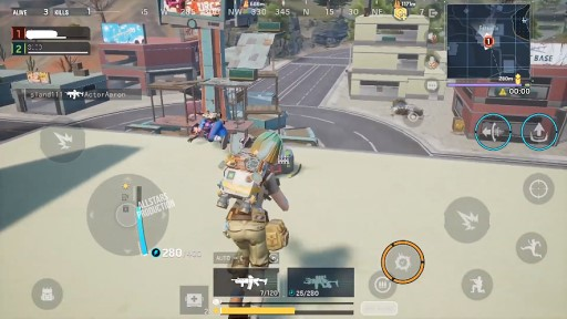 Screenshot of Farlight 84 Apk