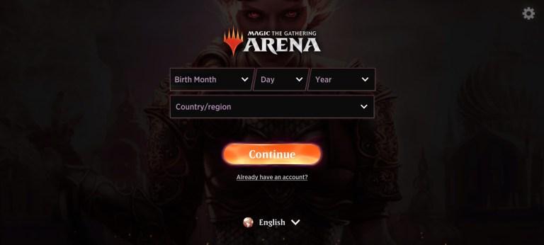 Screenshot of MTG Arena Mobile Apk