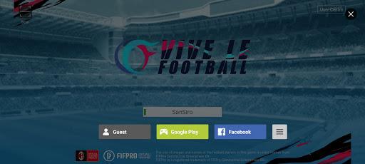 Screenshot of Vive Le Football Download