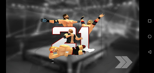 Screenshot of wr3d 2k21 Apk Download for Android