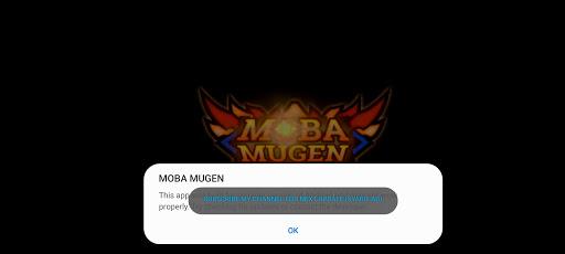 Screenshot of Moba Mugen ML