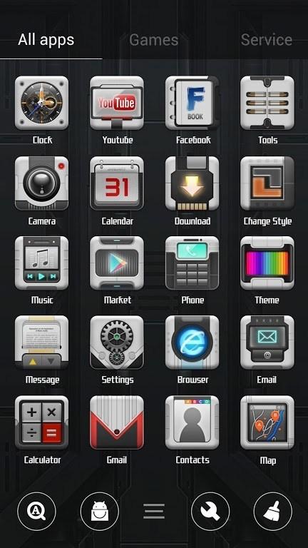 Screenshot of New Epoch Apk