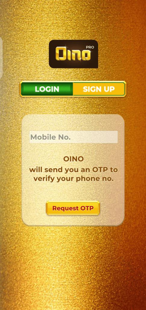 Screenshot of Oino Pro Apk