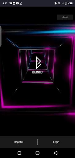 Screenshot of BeCric Download