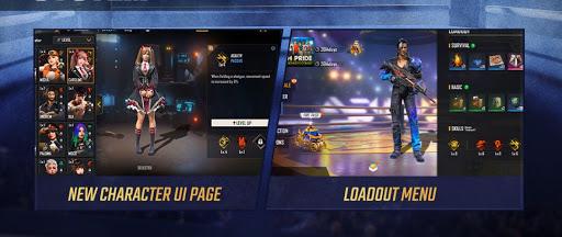 Screenshot of Free Fire Under 50 MB Apk
