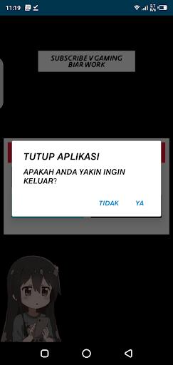 Screenshot of Hacker Dark VIP Apk