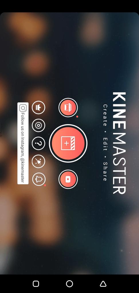 Screenshot of KineMaster Watermark Remove