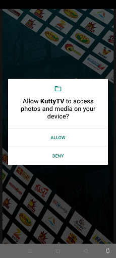 Screenshot of Kutty TV Download