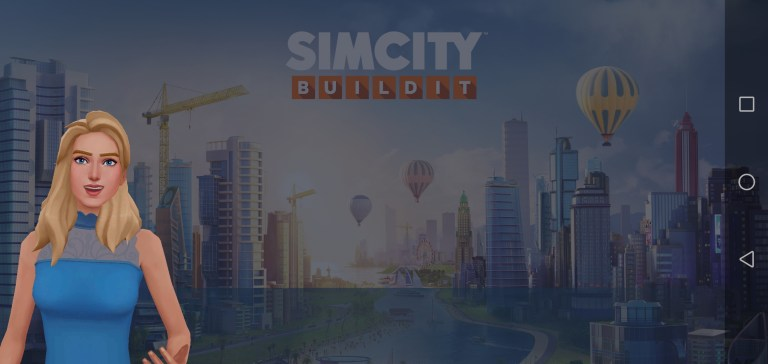 Screenshot of Simcity Buildit Hack