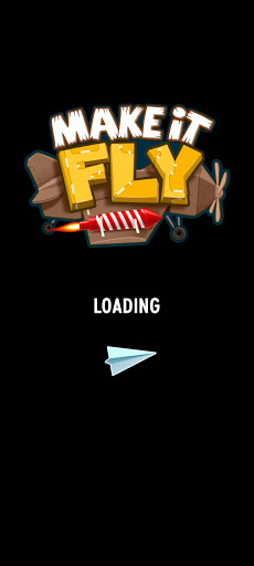 Screenshot of Make It Fly Android