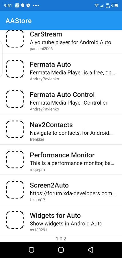 Screenshot of AAStore Download