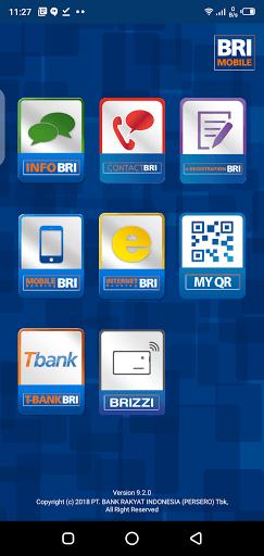 Screenshot of BRI Mobile App Apk