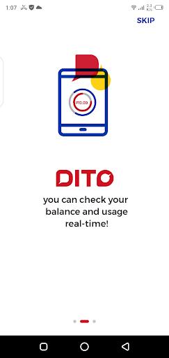 Screenshot of DITO Apk