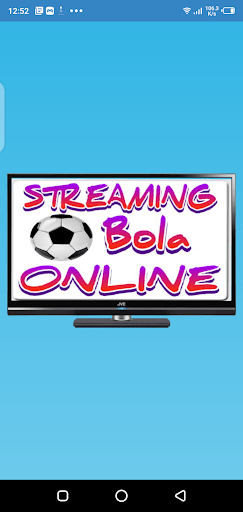 Screenshot of Live Streaming Bola Europa 2021