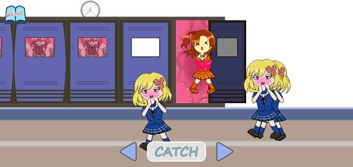Screenshot of Lock Hot Girl School Apk