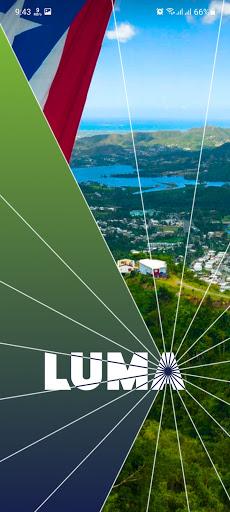 Screenshot of MI Luma App