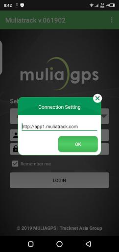 Screenshot of Muliatrack Download