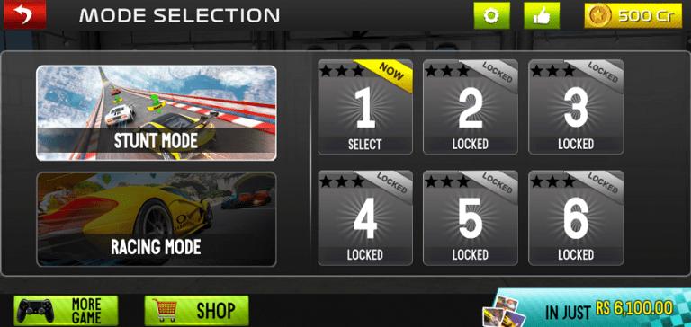 Screenshot of Racing In Car 2021 Game Mod