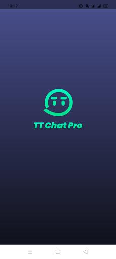 Screenshot of TT Chat Pro Apk
