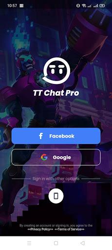 Screenshot of TT Chat Pro Download