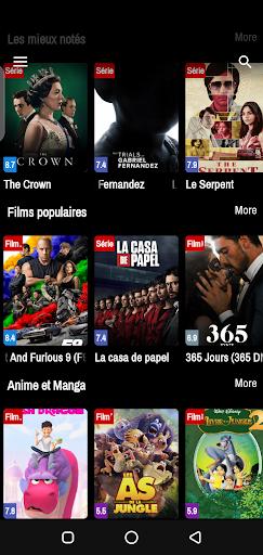 Screenshot of Voir Film Streaming VF Apk