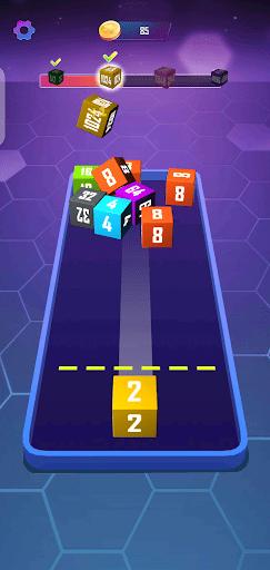 Screenshot of 2048 Cube Winner APk