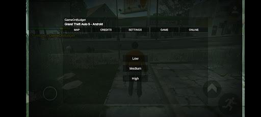 Screenshot of GTA 5 Beta Game