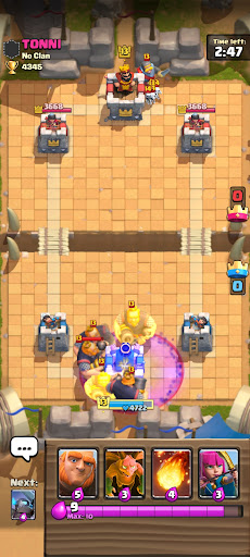 Screenshot of Master Royale Infinity