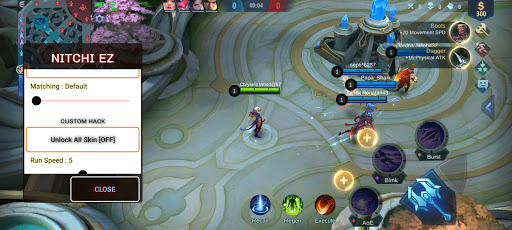 Screenshot of Nitchi EZ